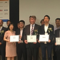 Second Prize – NTT DATA Open Innovation Contest